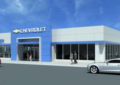 Schafer Chevrolet_Rendering