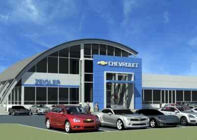 Zeigler Chevrolet_Rendering